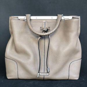 FRYE LEATHER CROSSBODY satchel